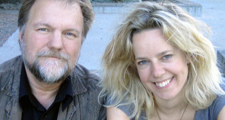 Anette Wallin och Harald Svensson