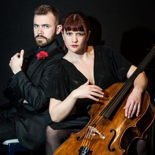 Duo Kristin Malmborg Henrik Berg