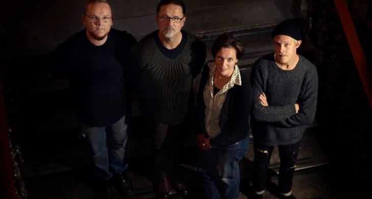 Mikael Godée-Eve Beuvens Quartet