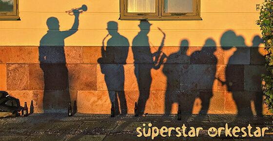 Ny skiva med Süperstar Orkestar – Hope